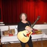 Our favourite entertainer - Maggie Duffy