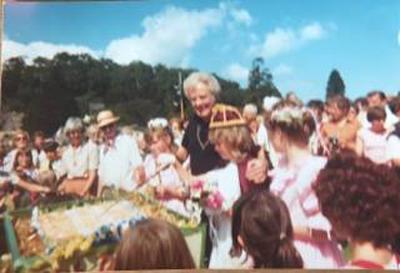 Apple Pie Fair 1982