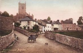 Old Village Centre, Marldon