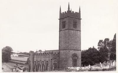 Parish Church of St. John Baptist, Marldon2