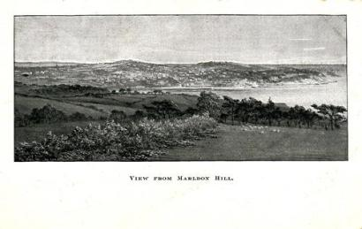 View of Torbay from Marldon Hill