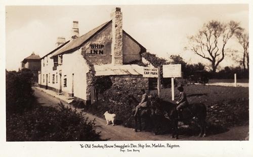 Ye Olde Smokey House previously Ship Inn