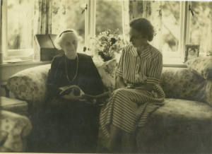Elizabeth Goudge & her Mother