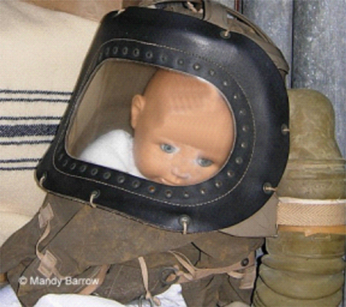 Babies Gas Mask