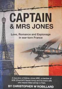 Captain & Mrs Jones