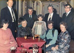 Parish Dinner at Oldway Mansion - 1980